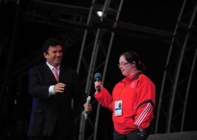 Special Olympics Opening Ceremony 9th June 2010 673