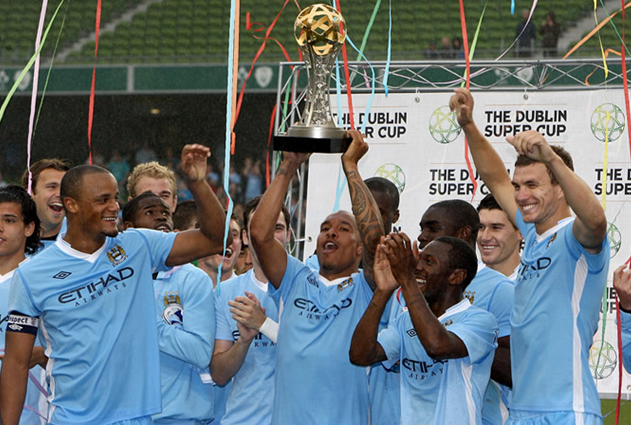 Dublin Super Cup 2011