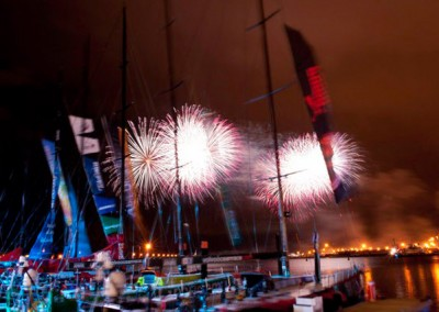 Volvo Ocean Race Worldwide 2012-2011
